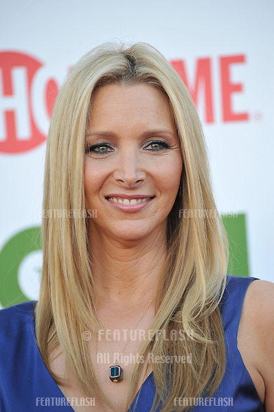 Lisa Kudrow, star of Web Therapy, at the CBS Summer 2011 TCA Party at The Pagoda, Beverly Hills..August 3, 2011  Los Angeles, CA.Picture: Paul Smith / Featureflash