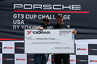 GT3 Race 1, Yokohama Hard Charger Award