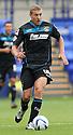 Simon Heslop of Stevenage<br />  - Tranmere Rovers v Stevenage - Sky Bet League One - Prenton Park, Birkenhead - 7th September 2013. <br /> © Kevin Coleman 2013