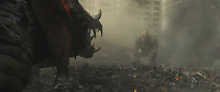 Rampage (2018)    <br /> *Filmstill - Editorial Use Only*<br /> CAP/MFS<br /> Image supplied by Capital Pictures
