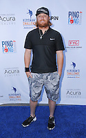 11 August 2016 - Los Angeles, California. Justin Turner. Clayton Kershaw's 4th Annual Ping Pong 4 Purpose Celebrity Tournament held at Dodger Stadium. Photo Credit: Birdie Thompson/AdMedia