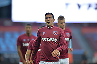 Fabian Balbuena during West Ham United vs Charlton Athletic, Caraboa Cup Football at The London Stadium on 15th September 2020