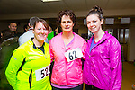Lorraine Sheehan, Brenda Cahill and Anna Cahill from Killorglin enjoying the Puck Warriors Duathlon 5km run 15km cycle 5km run started at JP O Sullivan Park, Killorglin on Saturday