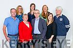 Aidan O'Connor, Sinead Kelliher, Anne Pullen, Amber Galwey, Colin Lacey, Breda Joy, Michelle Crean, and Gordon Revington.