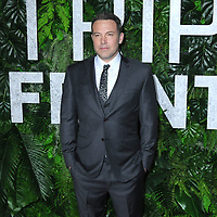 03 March 2019 - New York, New York - Ben Affleck. The World Premiere of &quot;Triple Frontier&quot; at Jazz at Lincoln Center. <br /> CAP/ADM/LJ<br /> &copy;LJ/ADM/Capital Pictures