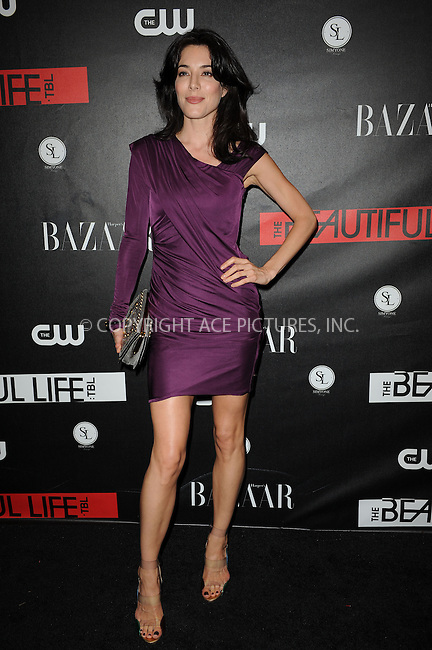 WWW.ACEPIXS.COM . . . . . ....September 12 2009, New York City....Jaime Murray at the CW Network party for the new series 'The Beautiful Life: TBL' at the Simyone Lounge on September 12, 2009 in New York City.....Please byline: KRISTIN CALLAHAN - ACEPIXS.COM.. . . . . . ..Ace Pictures, Inc:  ..tel: (212) 243 8787 or (646) 769 0430..e-mail: info@acepixs.com..web: http://www.acepixs.com