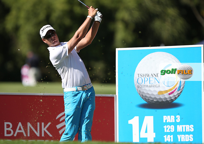 Jacques Blaauw (RSA) during Round Two of the Tshwane Open 2015 at the Pretoria Country Club, Waterkloof, Pretoria, South Africa. Picture:  David Lloyd / www.golffile.ie. 13/03/2015