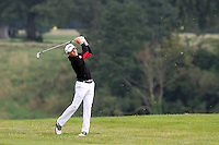 Maximilian Rottluff (Germany) on the Final Day of the International European Amateur Championship 2012 at Carton House, 11/8/12...(Photo credit should read Jenny Matthews/Golffile)...