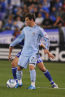 Jamie Smith...Kansas City Wizards defeated Colorado Rapids 1-0 at Community America Ballpark, Kansas City, Kansas.