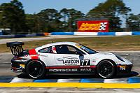 #77 Lauzon Autosport - GT Racing, Porsche 991 / 2017, GT3CP: Patrick Dussault