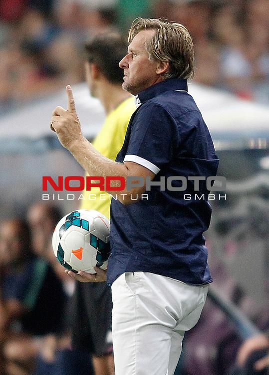 Malaga's coach Bernd Schuster during La Liga match.August 25,2013. Foto © nph / Acero)