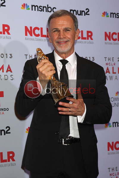 Tony Plana<br /> at the 2013 NCLR ALMA Awards Press Room, Pasadena Civic Auditorium, Pasadena, CA 09-27-13<br /> David Edwards/Dailyceleb.com 818-249-4998