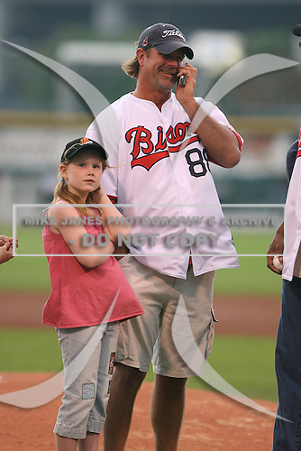 2007 Buffalo Bisons Hall of Fame Induction.Class-AAA affiliate of the Cleveland Indians.International League.Photo By:  Mike Janes