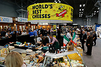 NEW YORK, NY - JUNE 26: People attend the annual fancy food show at the Javitz Center in New York City on June 26,2017. (Photo by Eduardo Munoz/VIEWpress/Corbis via Getty Images)