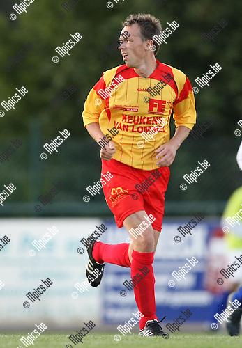 2009-08-04 / Voetbal / seizoen 2009-2010 / KFC Oosterzonen / Tom T' Seyen..Foto: Maarten Straetemans (SMB)