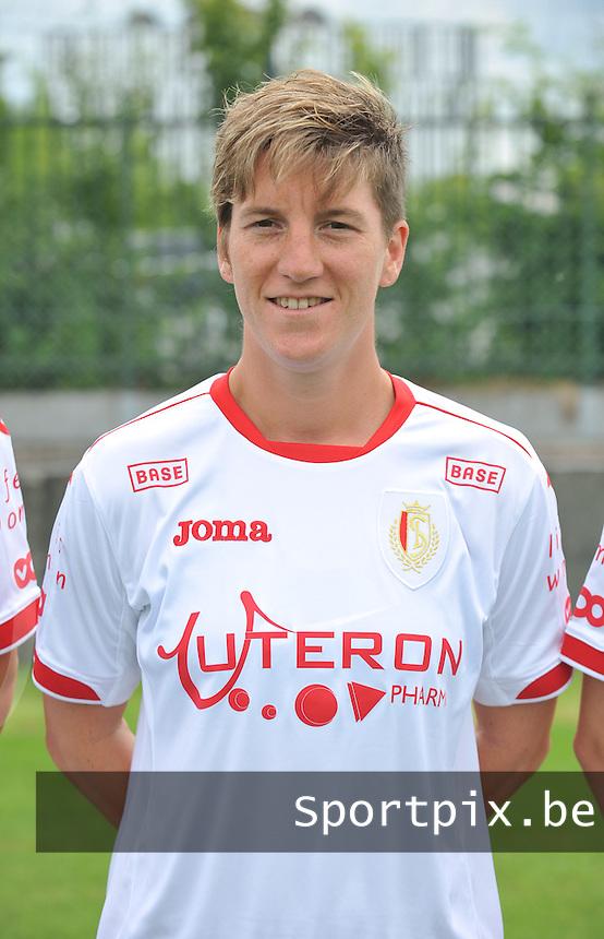 Standard Femina de Liege : Aline Zeler.foto DAVID CATRY / Vrouwenteam.be