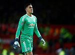 Joel Castro Pereira of Manchester United during the Carabao Cup Third Round match at the Old Trafford Stadium, Manchester. Picture date 20th September 2017. Picture credit should read: Simon Bellis/Sportimage