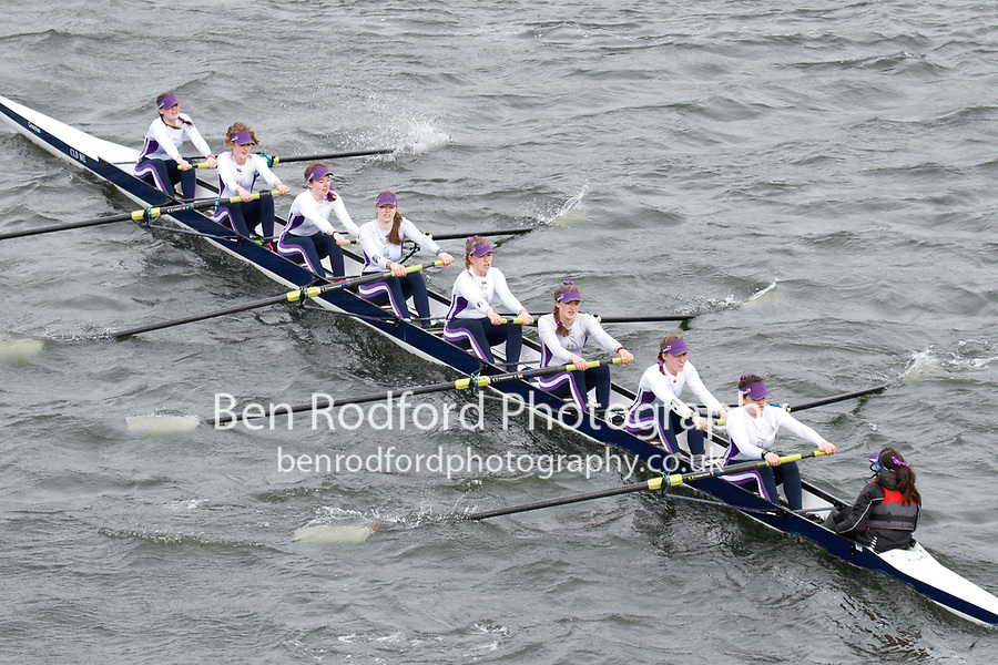 Crew: 136  Glasgow Academy RC  Event: Girls CHAMP eights<br /> <br /> Schools' Head of the River 2017<br /> <br /> To purchase this photo, or to see pricing information for Prints and Downloads, click the blue 'Add to Cart' button at the top-right of the page.