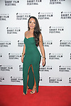 Jade Samuels at the  Triforce Short Film Festival   at BAFTA Piccadilly London