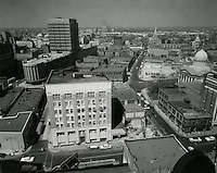 1960 April 13..Redevelopment.Downtown North (R-8)..Downtown Progress..North View from VNB Building..HAYCOX PHOTORAMIC INC..NEG# C-60-5-28.NRHA#..