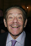Jerry Stiller Attending The American Theatre Wing's Annual Luncheon at the Pierre Hotel, New York City.<br />April 14, 2003
