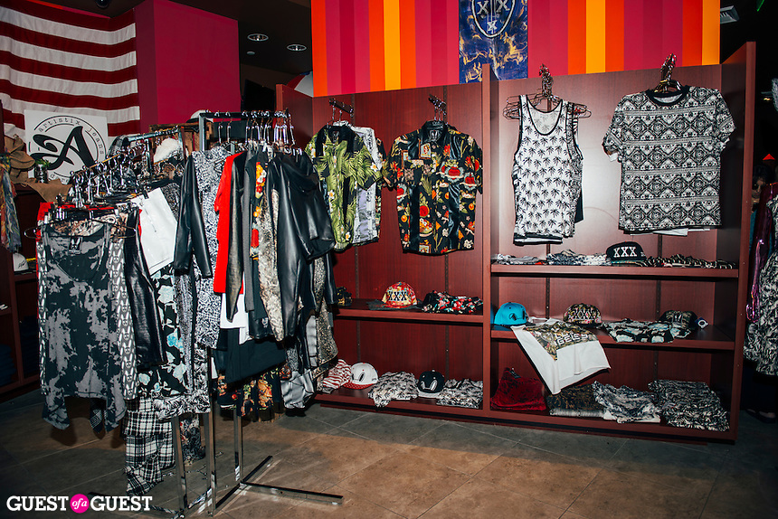 Mister Triple X Presents Bunny Land Los Angeles Trunk Show & Fashion Party With Friends (Photo by Tiffany Chien/Guest Of A Guest)