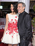 Amal Clooney, George Clooney<br />  attends The Universal Pictures Hail,Caesar! World Premiere held at The Regency Village Theatre in Westwood, California on February 01,2016                                                                               &copy; 2016 Hollywood Press Agency