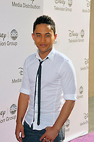 Tahj Mowry at the Disney Media Networks International Upfronts at Walt Disney Studios on May 20, 2012 in Burbank, California. © mpi35/MediaPunch Inc.