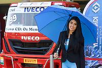 SÃO PAULO, SP, 31.07.2016 - FÓRMULA TRUCK - Movimentação no Autódromo de Interlagos na manhã deste domingo, 31, onde acontecerá a sexta etapa da Fórmula Truck a partir das 14:00. (Foto: Levi Bianco/Brazil Photo Press)