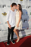 FORT LAUDERDALE FL - NOVEMBER 11: Alex Lage, Bailee Madison at the South Florida premiere of Annabelle Hooper And The Ghosts Of Nantucket during the Fort Lauderdale International Film Festival at the Savor Cinema on November 11, 2016 in Fort Lauderdale, Florida. Credit: mpi04/MediaPunch