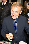 Christoph Waltz attends the James Bond 007 'Spectre' Paris Premiere at the Cinema Le Grand Rex in Paris, FRANCE, 28/10/2015