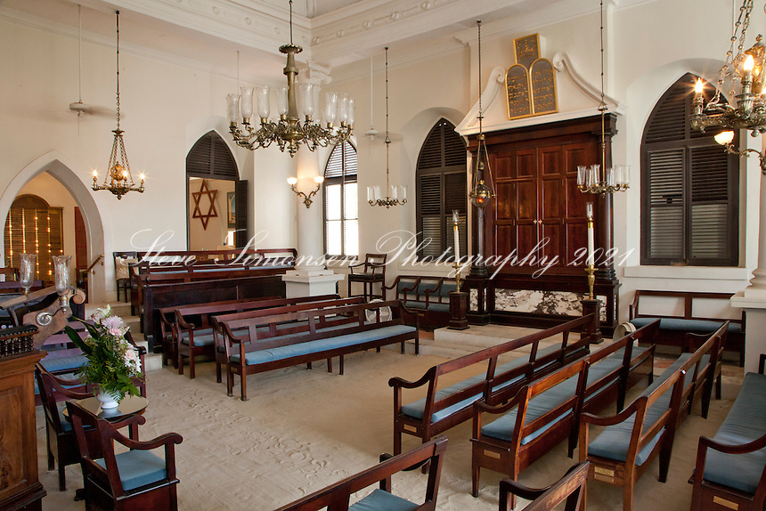 St. Thomas Synagogue<br /> Charlotte Amalie<br /> St. Thomas<br /> U.S. Virgin Islands