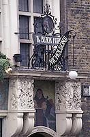 The Black Friar Pub London UK