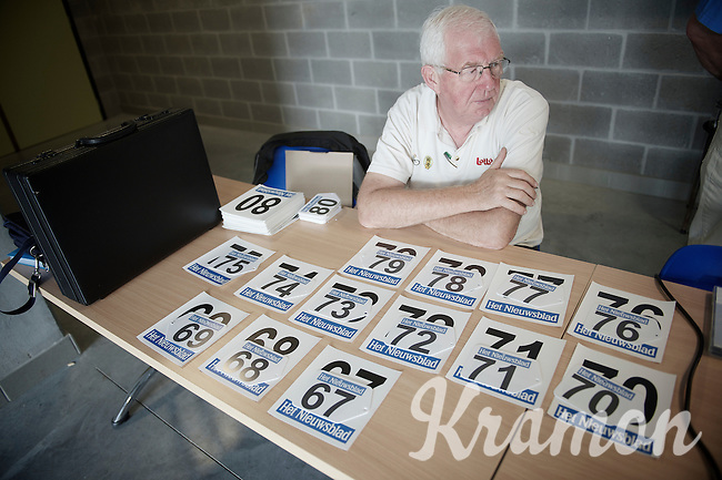 race numbers to be picked up<br /> <br /> Heistse Pijl 2014
