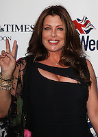 LOS ANGELES, CA, USA - APRIL 22: Kelly LeBrock at the 8th Annual BritWeek Launch Party on April 22, 2014 in Los Angeles, California, United States. (Photo by Celebrity Monitor)
