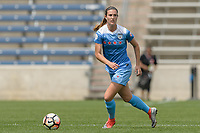 Bridgeview, IL - Sunday June 04, 2017: Katie Naughton during a regular season National Women's Soccer League (NWSL) match between the Chicago Red Stars and the Seattle Reign FC at Toyota Park. The Red Stars won 1-0.