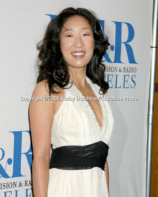 Sandra Oh.Grey's Anatomy .Museum of TV & Radio Paley Festival.Directors Guild of America.Los Angeles, CA.February 28, 2006.©2006 Kathy Hutchins / Hutchins Photo....