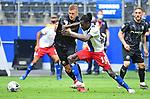 v.l. Aleksandr Zhirov, Bakery Jatta (HSV)<br />Hamburg, 28.06.2020, Fussball 2. Bundesliga, Hamburger SV - SV Sandhausen<br />Foto: VWitters/Witters/Pool//via nordphoto<br /> DFL REGULATIONS PROHIBIT ANY USE OF PHOTOGRAPHS AS IMAGE SEQUENCES AND OR QUASI VIDEO<br />EDITORIAL USE ONLY<br />NATIONAL AND INTERNATIONAL NEWS AGENCIES OUT