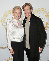 09 February 2019 - Pasadena, California - Josie Bissett, Jack Wagner. 2019 Winter TCA Tour - Hallmark Channel And Hallmark Movies And Mysteries held at  Tournament House. Photo Credit: PMA/AdMedia