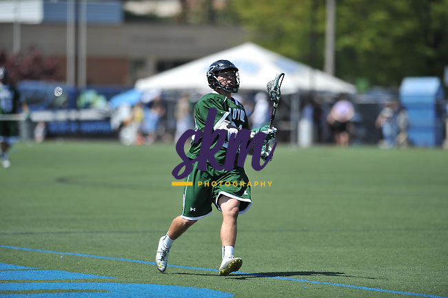 Loyola Greyhounds men's lacrosse defeated the Blue Jays of Johns Hopkins 8-4.