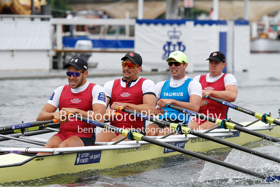 Race: 16 - Event: P. WALES - Berks: 316 LEANDER CLUB 'B' - Bucks: 320 OXFORD BROOKES UNIVERSITY &amp; TAURUS<br /> <br /> Henley Royal Regatta 2017<br /> <br /> To purchase this photo, or to see pricing information for Prints and Downloads, click the blue 'Add to Cart' button at the top-right of the page.
