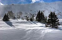 Loveland Pass, Colorado (Color)