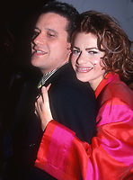 #IsaacMizrahi #SandraBerhardt 1992<br /> Photo By Adam Scull/PHOTOlink.net