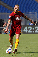 Roma's Rick Karsdorp in action during the Italian Serie A football match between Roma and Chievo Verona at Rome's Olympic stadium, September 16, 2018.<br /> UPDATE IMAGES PRESS/Riccardo De Luca