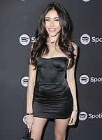 "07 February 2019 - Westwood, California - Madison Beer. Spotify ""Best New Artist 2019"" Event held at Hammer Museum. <br /> CAP/ADM/PMA<br /> ©PMA/ADM/Capital Pictures"