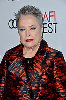 "LOS ANGELES, USA. November 21, 2019: Kathy Bates at the world premiere for ""Richard Jewell"" as part of the AFI Fest 2019 at the TCL Chinese Theatre.<br /> Picture: Paul Smith/Featureflash"