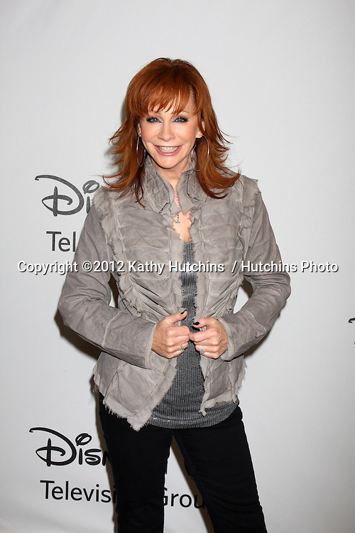 LOS ANGELES - JUL 27:  Reba McEntire arrives at the ABC TCA Party Summer 2012 at Beverly Hilton Hotel on July 27, 2012 in Beverly Hills, CA