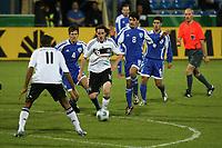 Sebastian Rudy (D) setzt sich durch<br /> U21 Deutschland vs. Israel *** Local Caption *** Foto ist honorarpflichtig! zzgl. gesetzl. MwSt. Auf Anfrage in hoeherer Qualitaet/Aufloesung. Belegexemplar an: Marc Schueler, Alte Weinstrasse 1, 61352 Bad Homburg, Tel. +49 (0) 151 11 65 49 88, www.gameday-mediaservices.de. Email: marc.schueler@gameday-mediaservices.de, Bankverbindung: Volksbank Bergstrasse, Kto.: 151297, BLZ: 50960101