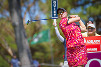 Madelene Sagstrom (SWE) during the third round of the ISPS Handa Women&rsquo;s Australian Open, The Grange Golf Club, Adelaide SA 5022, Australia, on Saturday 16th February 2019.<br /> <br /> Picture: Golffile | David Brand<br /> <br /> <br /> All photo usage must carry mandatory copyright credit (&copy; Golffile | David Brand)
