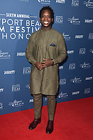 Kobna Holdbrook-Smith<br /> arriving for the Newport Beach Film Festival UK Honours 2020, London.<br /> <br /> ©Ash Knotek  D3551 29/01/2020